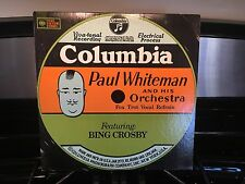 PAUL WHITEMAN - Featuring Bing Crosby ~ CBS 2830 {nm 2 eye} Recorded:1928 & 1929