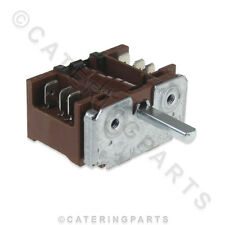 SW72 ROTARY EGO ON OFF SELECTOR SWITCH 2 POSITION 16A FOR ELECTRIC OVEN