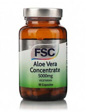 FSC Aloe Vera Concentrate 5000mg - 90 Capsules