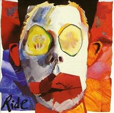 RIDE--Going Blank Again--CD