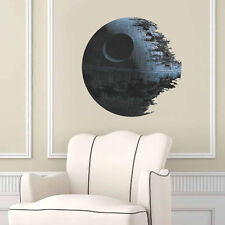 Vendita Calda Film Star Wars Death Star Vinile Adesivi Parete Arte Decalcomania