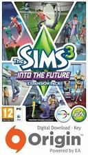 Les sims 3 into the future expansion pack mac et pc origin key