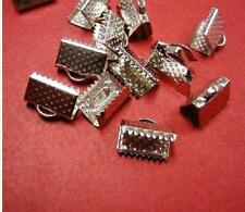 24Pc nickel look Ribbon End-4602