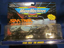 Micro Machines Space Star Trek The Next The Movies Sealed