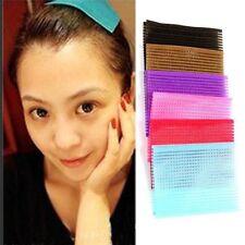 10 Front Hair Fringe Holder Stabilizer Grip Makeup Sticker Pad Wash Face
