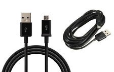 3 METRE MICRO USB DATA SYNC CHARGER CABLE LEAD FOR HTC ONE M8 PHONE