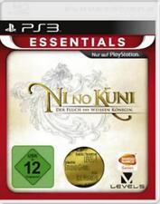 PlayStation 3 Sony Ni No Kuni Der Fluch der Weissen Königin Neuwertig
