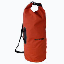 Red Maxxon 20L Waterproof Rolltop Dry Bag DBC-017 - w/Removable Shoulder Strap!