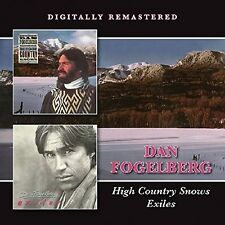 Dan Fogelberg - High Country Snows/Exiles [New CD] UK - Import