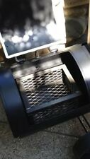 BBQ Smoker Charcoal wood basket Brinkman Trailmaster Vertical/Horizontal 12x10x8
