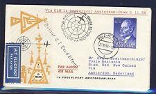 51461) KLM Polar FF Amsterdam - Biak 5.11.58, SoU ab Österreich