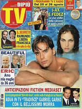 Dipiù Tv 2016 33#Adua Del Vesco & Massimiliano Morra,John McCook-Beautiful,abc