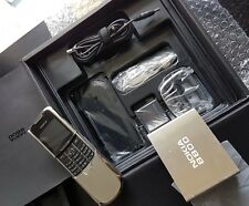 Nokia 8800 Slide Special Edition Silver Stainless Steel Unlocked Free 24hr Post