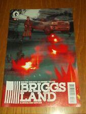 BRIGGS LAND #3 DARK HORSE COMICS