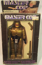 "ROBOCOP : ELECTRONIC MASTER COP 5.5"" BOXED GOLD FIGURE OUR REF: 06115-2"