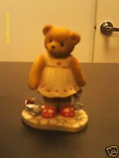 Cherished Teddies `DAWN Every once in a while, there's a bump in the road SKATES