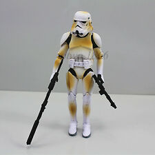 "Rare Star wars The Black Series Sandtrooper 6"" Action Figure Gift Kid Toy Xmas"