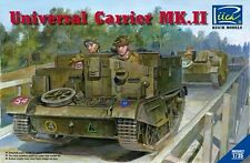 1/35 British Universal Carrier Mk. II w/full interior & photo etch - Riich 35027