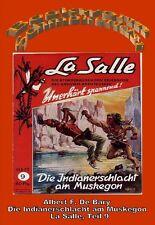 Ebook - La Salle 9 . Die Indianerschlacht am Muskegon von Albert F. De Bary