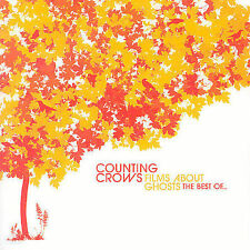 COUNTING CROWS - Films About Ghosts, The Best Of, UMA Australia **NEW CD**