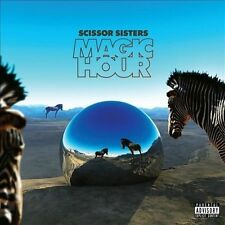 Magic Hour [PA] [Digipak] by Scissor Sisters (CD, May-2012, Casablanca) NEW & SL