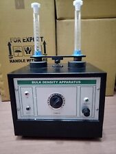 Black Bulk Density Apparatus  2 Cylinders 30 Strokes per Minute Lab Equipment