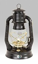 NEW Black Gold DIETZ #8 AIR PILOT OIL KEROSENE LANTERN Brass Metal Lamp