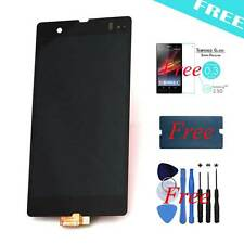Black LCD Display Touch Screen Digitizer Assembly For Sony Xperia Z L36h C6603