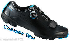 SHIMANO scarpe mountain bike mtb BOA suola MICHELIN shoes man size 45 SPD 10.5