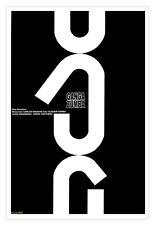 Cuban movie Poster for film.GANGA Zumba.Brazil Brasileiro. Graphic art design