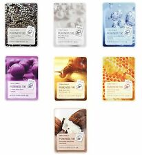 [TONYMOLY] Pureness 100 Mask Sheet 7 Types 7Pcs SET Korean Cosmetic