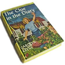 Vintage Nancy Drew Book 7: The Clue in the Diary