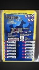 Freedom 45 For Dog Flea & Tick Parasite Control SMALL MEDIUM LARGE 3-12 Month