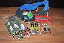 LOT MICRO DRIFTERS MACHINES CHARGERS DISNEY WORLD GRAND PRIX MINI CARS