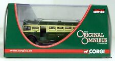 CORGI 1/76 - OM41010 AEC Q SINGLE DECK - LONDON TRANSPORT DIECAST BUS