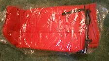 bmw e21 rear seats leather lik cover red