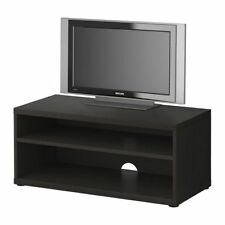 Regolabile IKEA mosjö TV Panca, nero-marrone 90x40x38 cm