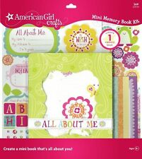 American Girl Crafts Memory Book, Friends NEW
