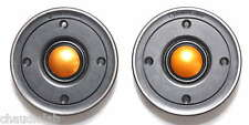 One New Pair (2 units) Monitor Audio TBX025 V2 25mm Gold Dome Tweeters