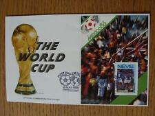 16/05/1986 World Cup Postal Cover: CC 1045 - The World Cup & Trophy - Stamp: Ita