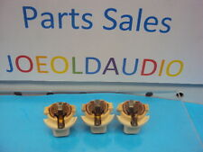 Pioneer SX-850 Original Dial Lamp Sockets 3PC . Fits Other Units See Below. ***