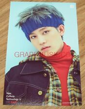 NCT U SMTOWN COEX Artium SUM OFFICIAL GOODS TAEIL 4X6 PHOTO NEW