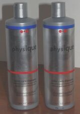 Lot of 2 PHYSIQUE COLOR CARE SHAMPOO RARE DISCONTINUED 16 Oz. Each NEW!