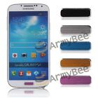 5 PCS Fashion Samsung Galaxy S4/ SIV / I9500 Aluminium Metal Home Button Sticker