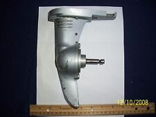 Johnson Evinrude 1.5  2hp gearcase assembly w/prop shaft 389066 1968-90 nice!