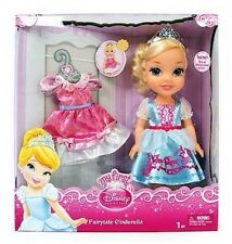 My First Disney Princess Fairytale Cinderella Toddler Doll Girls Gift Play Toy
