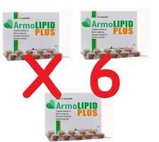 ARMOLIPID PLUS 20 COMPRIMIDOS  X 6 UNIDADES