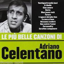 Adriano Celentano: Le Più Belle Canzoni Di... - CD