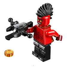 Lego Nexo Knights Monsters Enemy Flame Thrower Minifig NEW OPENED From 70318