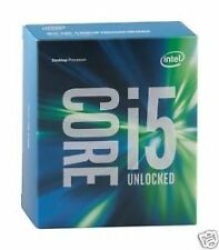 Intel Core i5-6600K 6M Skylake Quad-Core 3.5 GHz LGA 1151 Desktop Processor 5